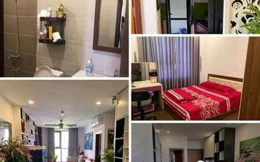 apartment for rent in District Hoang Mai
