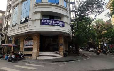 shop for rent in District Hoang Mai