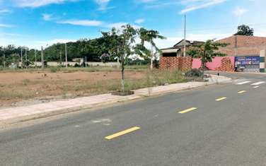 2000 m2 residential land for sale in District Chon Thanh