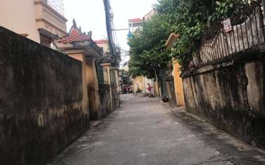 41 m2 residential land for sale in District Long Bien