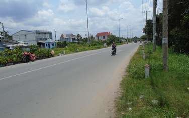 90 m2 residential land for sale in District Thanh Oai