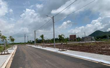 100 m2 Residential Land for sale in District Long Dien