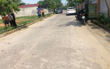 100 m2 residential land for sale in District Dai Loc