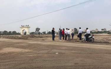 91 m2 land for sale in District Tu Son