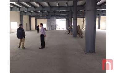 factory & warehouse for rent in District Hoang Mai