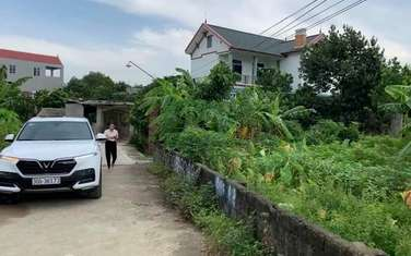 60 m2 residential land for sale in District Chuong My