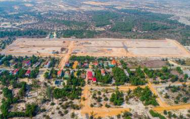 300 m2 land for sale in District Quang Ninh