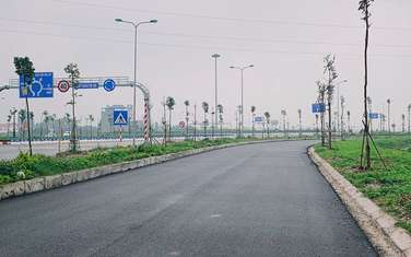 100 m2 land for sale in District Gia Loc