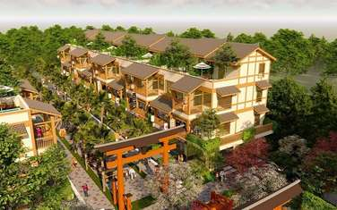 3 bedroom townhouse for sale in District Thanh Thuy