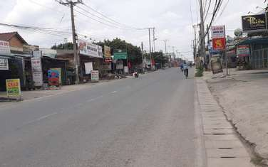 90 m2 land for sale in District Vinh Cuu