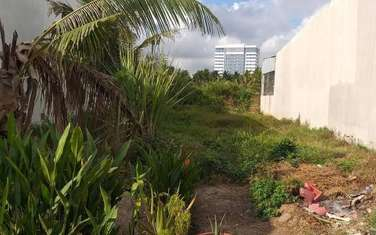 162 m2 residential land for sale in Ben Tre