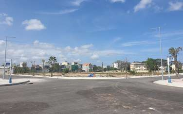 85 m2 residential land for sale in District Ngu Hanh Son