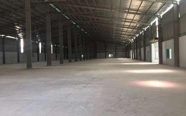 factory & warehouse for rent in District Que Vo