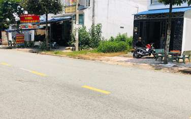 130 m2 land for sale in Thi xa Sa Dec