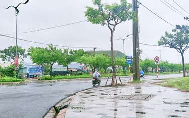 208.5 m2 land for sale in District Ngu Hanh Son