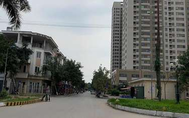 54 m2 residential land for sale in District Dan Phuong