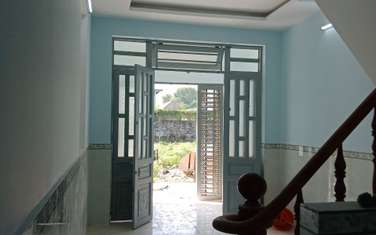 3 bedroom townhouse for sale in Vi Thanh