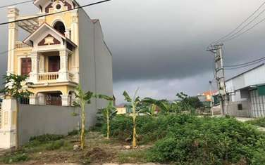 202.7 m2 land for sale in Ninh Binh