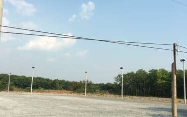 90 m2 residential land for sale in District Tan Chau