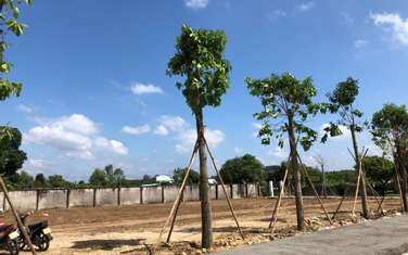 150 m2 residential land for sale in Phu My town