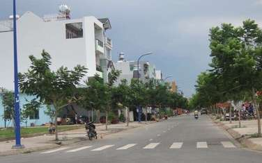 100 m2 land for sale in District 7