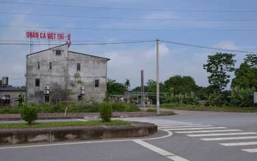 104 m2 land for sale in Thi xa Song Cong
