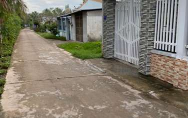 300 m2 residential land for sale in District Chau Thanh