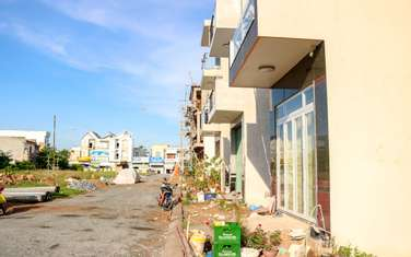 townhouse for sale in District Binh Minh