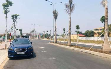 70 m2 land for sale in District Ben Luc