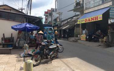 72 m2 residential land for sale in District Cho Gao