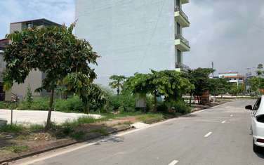 72 m2 residential land for sale in Thanh pho Bac Ninh