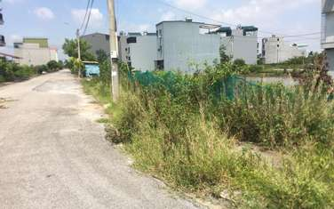 106 m2 residential land for sale in District Dan Phuong