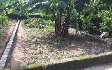 90 m2 land for sale in Phu Ly