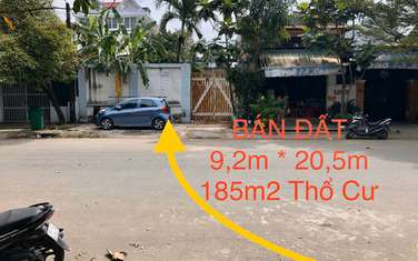 185 m2 residential land for sale in District Thu Duc