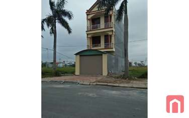 117.5 m2 commercial land for sale in District Yen My