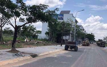 96 m2 land for sale in Vung Tau