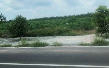 3000 m2 residential land for sale in District Hon Quan