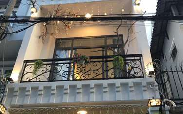4 bedroom townhouse for sale in District Tan Binh
