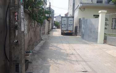 450 m2 residential land for sale in District Que Vo