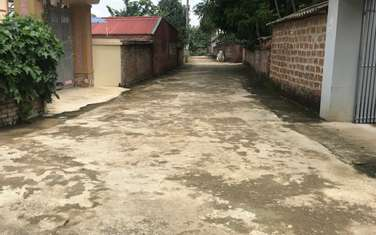 110 m2 residential land for sale in District Thach That