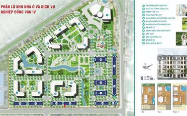 71 m2 land for sale in District Kim Bang