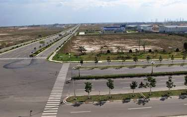50000 m2 commercial land for sale in Thi xa Tam Diep