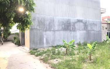 80 m2 residential land for sale in District Hong Bang