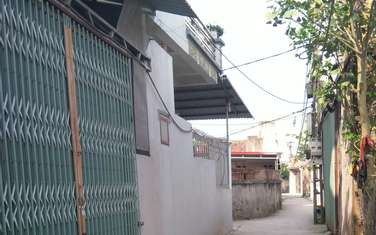 54 m2 residential land for sale in District Thanh Oai