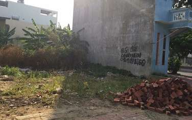 80 m2 residential land for sale in Vung Tau