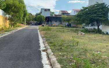 123 m2 land for sale in District Huong Thuy