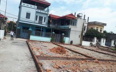 50 m2 residential land for sale in District Dong Anh