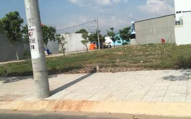 100 m2 Land for sale in District Binh Chanh