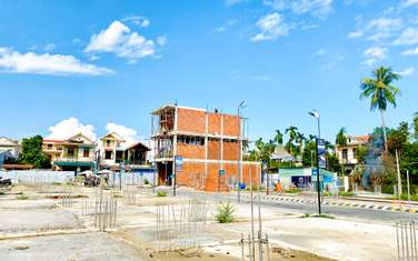 110 m2 residential land for sale in Thanh pho Hue