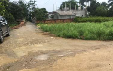 720 m2 residential land for sale in District Quoc Oai